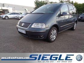 VW Sharan 1.9 TDI Goal-6-Sitze-SH-ALU-BC-PDC