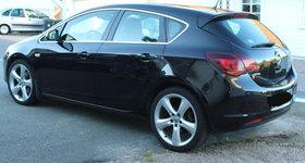 Opel Astra 1.7 CDTI DPF Sport