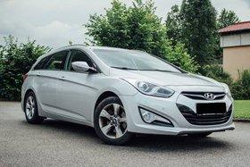 Hyundai i40 Europe 1.7 CRDi DPF