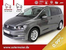 VW Touran Comfortline 1.6TDI DSG 100KM! NAVI,7SITZE