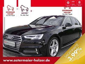 Audi A4 Avant S-LINE 1.4TFSI AHK,LED,NAVI,SHZG,PDC,GR