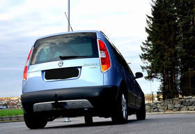 Skoda Roomster 1.9 TDI DPF Scout