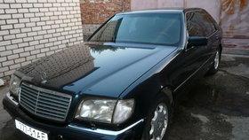 Mercedes-Benz S 500 W 140