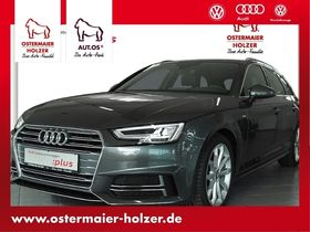 Audi A4 Avant S-LINE+ExP 2.0TDI LED,NAVI,S-DACH,SHZG,