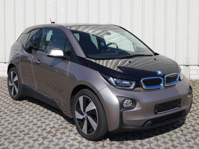 BMW i3 Navi Prof. LED Leder Driving Assist Wärmepump