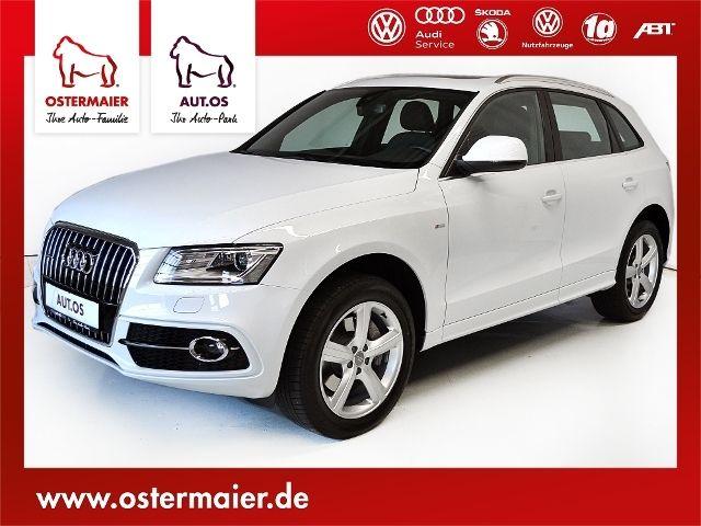 Audi Q5 S-LINE+ExP 3.0TDI 245PS S-TRONIC QUATTRO ACC,