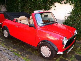 Rover Mini Cabrio Top!!!