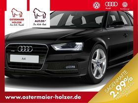 Audi A4 Avant S-LINE+ExP SPORT 1.4TFSI 150PS AHK,LED,