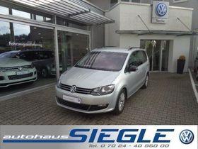 VW Sharan 2.0 TDI BMT Style-XENON-NAVI-AHK-