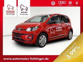 VW Up! MOVE 1.0 75PS SITZHZG,GRA,PDC,HANDY-VB,el.FH