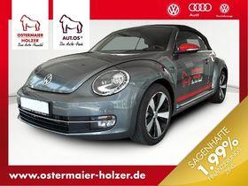 VW Beetle Cabriolet DESIGN 1.2TSI DSG LEDER,NAVI,XE