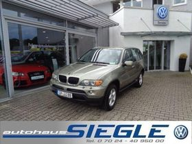 BMW X5 3.0d-Leder-Xenon-Alu-AHK