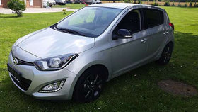 Meine gepflegten Hyundai i20 Life Go
