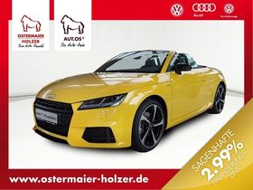 Audi TT Roadster S-LINE+ExP 1.8TFSI LED,NAVI,SHZG,PDC