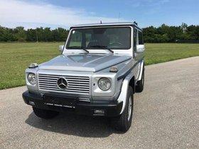 Mercedes-Benz G 270 CDI 2400mm