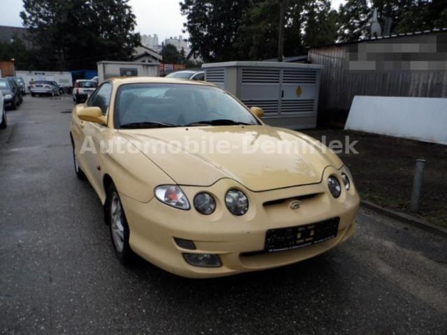 HYUNDAI Coupe 1.6 FX -Klima-Leder-