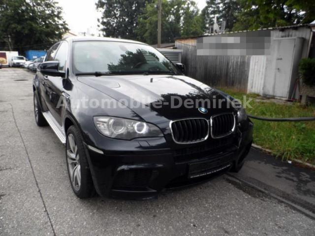 BMW X6 M -Head-Up-Rückf.cam-GSD-Sitzbelüftung-DVD-