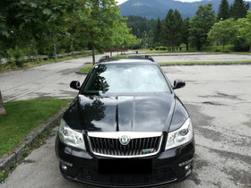 Skoda Octavia Combi RS TSI