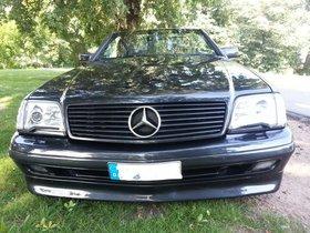 Mercedes-Benz SL 500 Brabus AMG