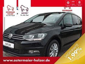 VW Touran Comfortline 2.0TDI DSG 7SITZE NAVI,ACC,SH