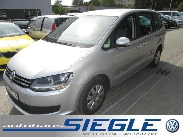VW Sharan 2.0 TDI-DSG-Navi-Sitzheizung