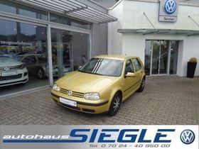 VW Golf 1.6 Edition-KLIMA-5-Türen-TÜV neu