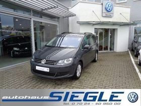 VW Sharan 2.0 TDI Comfortline-7-Sitze-XENON-Navi-