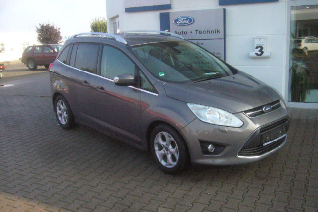 FORD Grand C-MAX 1.6 EcoBoost Start-Stop-System Trend