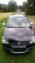 VW Polo Cross 1.9 TDI DPF -Climatronic/SHZ-