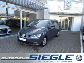 VW Sharan 2.0 TDI-LIFE-Navi-AHK-Parklenkass.