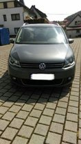 VW Touran 1.6 TDI DPF Life