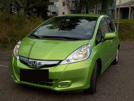 Honda Jazz 1.3 DSI Hybrid Trend (Euro 5)