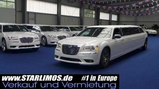 CHRYSLER Stretch Limousine Umbau