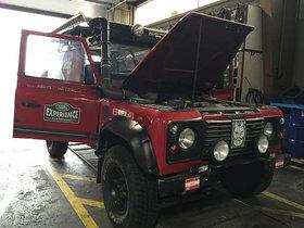 Land Rover Defender 90Tdi Hard Top