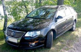 VW Passat Variant Automatic DSG Navi