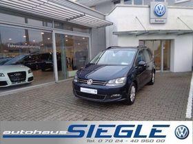 VW Sharan 2.0 TDI COMFORTLINE-7-Sitze-Navi-Xenon-SD