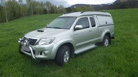 Toyota Hilux 4x4 X-Cab DPF