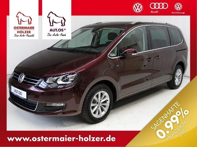 VW Sharan Comfortline BEACH 2.0TDI DSG 7SITZE AHK,N