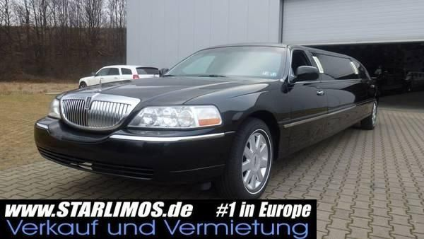LINCOLN Town Car Stretchlimousine 100""