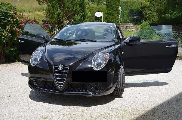 Alfa Romeo MiTo Edition Monza 1.4 Limousine