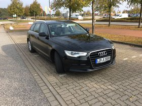 Audi A6, Avant. Bj.2014. Tipronic, Bremsen v.u.hi. neu. Sportfahrwerk.