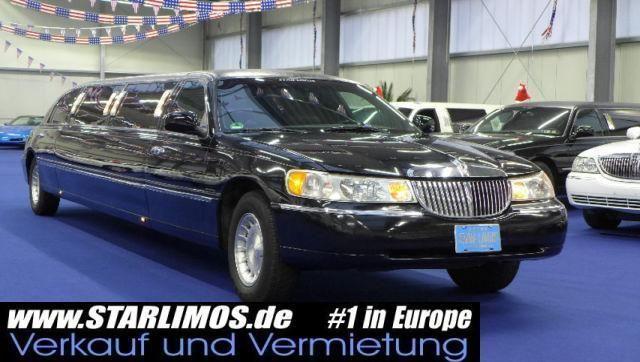 LINCOLN Town Car Limousine 8,6 m Krystal