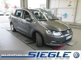 VW Sharan 2.0 TDI Comfortline-7-Sitze-Navi-SSD