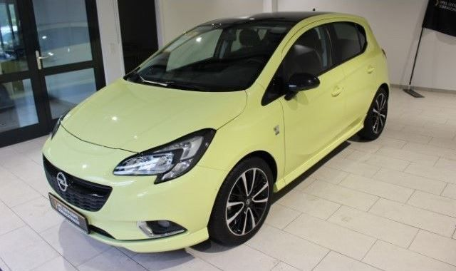 OPEL Corsa E 1.0 Turbo Color Edition OPC-Line