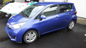 Toyota Verso S 1.4 D-4D Life Klima/Kamera