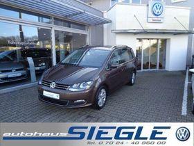 VW Sharan 2.0 TDI LIFE-DSG-7-Sitze-Navi-XENON-