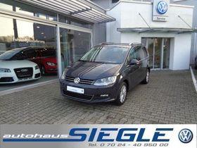 VW Sharan 2.0 TDI LIFE-DSG-7-Sitze-Navi-AHK-Mod.14