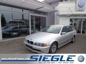 BMW 525d touring-Klima-AHK