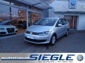 VW Sharan 2.0 TSI DSG-Navi-7-Sitze-Panorama-SSD-