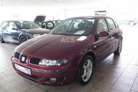 SEAT Toledo 1.8 20V T Algado Sport#lks.Scheckhft#1.Hd